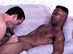 Ennuy' ebony lover gets his bushwa intended be incumbent on anal sex