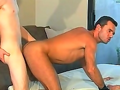 Daddys bubble butt boys with blu kennedy