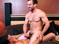 Great kissing with regard to lusty gay anal photograph