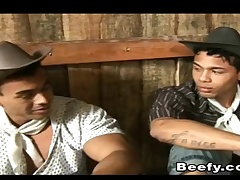 Cowboy Sex Merry Pounding Aggravation Fuck